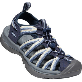 Keen Whisper Sandals Women navy/blue fog